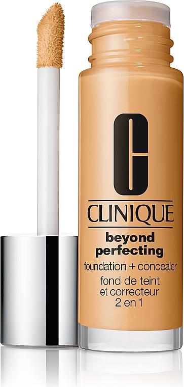 Устойчивое тональное средство - Clinique Beyond Perfecting Foundation and Concealer