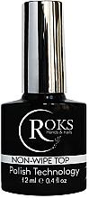 Духи, Парфюмерия, косметика Топ с шиммером без липкого слоя - ROKS Top Non-Wipe Shimmer