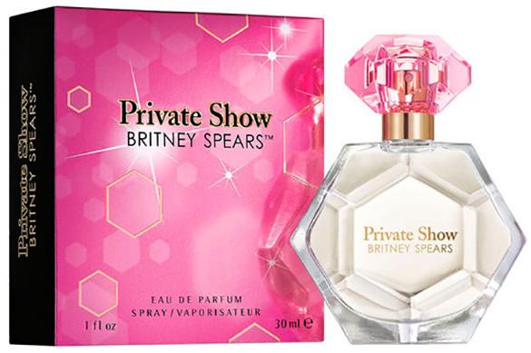 Britney Spears Private Show - Парфюмированная вода
