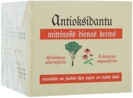 Духи, Парфюмерия, косметика Антиоксидантный увлажняющий дневной крем для нормальной кожи лица - Dzintars Antioksidantu Cream