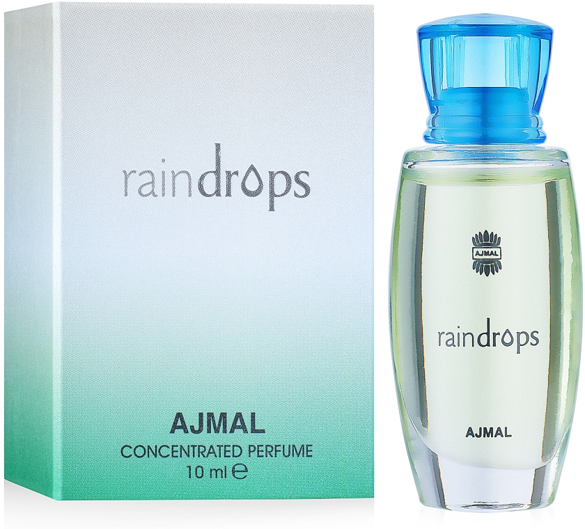 Ajmal Raindrops - Концентрированные духи — фото N1