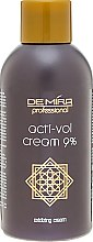 Духи, Парфюмерия, косметика Окисляющая эмульсия 9% - Demira Professional Acti-Vol Cream