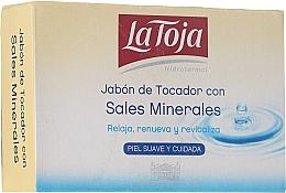 Духи, Парфюмерия, косметика Туалетное мыло с минеральными солями - La Toja Salt Minerals Toilet Soap