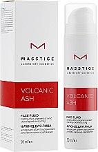 Парфумерія, косметика Флюїд для обличчя - Masstige Volcanic Ash Face Fluid