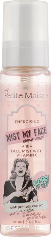 Мист для лица тонизирующий - Petite Maison Mist My Face