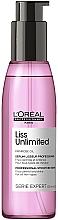 Духи, Парфюмерия, косметика Разглаживающее термозащитное масло для непослушных волос - L'Oreal Professionnel Serie Expert Liss Unlimited Blow-Dry Oil