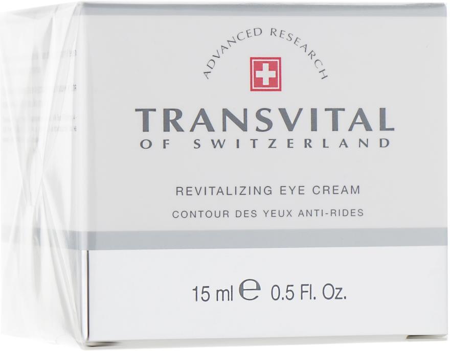 Восстанавливающий крем для кожи вокруг глаз - Transvital Revitalizing Eye Cream — фото N1
