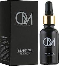Духи, Парфюмерия, косметика Масло для бороды - QM Beard Oil