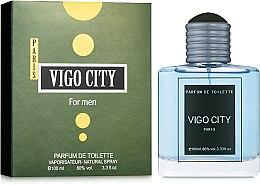 Духи, Парфюмерия, косметика Prestige Paris Vigo City - Парфюмированная вода