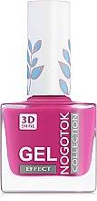 Духи, Парфюмерия, косметика Лак для ногтей - Nogotok 3D Gel Effect New Palette