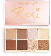 Парфумерія, косметика Палетка для макіяжу - Makeup Revolution Roxxsaurus Roxi Highlight & Contour Palette