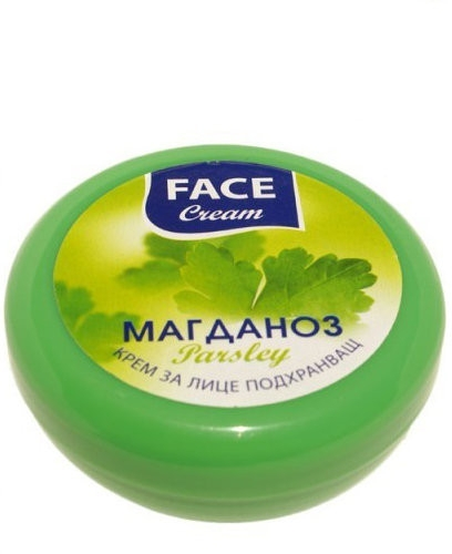 Крем для лица с экстрактом петрушки - BioFresh Face Cream