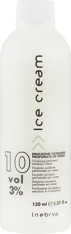 Окислительная эмульсия для волос 3% - Inebrya Hydrogen Peroxide