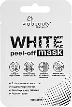Духи, Парфюмерия, косметика Очищающая маска-пленка с гиалуроновой кислотой - Via Beauty White Mask