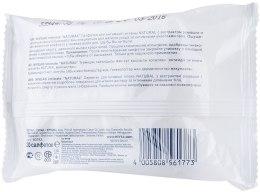 Серветки для інтимної гігієни Mild Comfort - Nivea Intimo Natural — фото N3