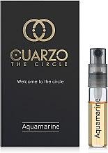 Cuarzo The Circle Aquamarine - Парфюмированная вода (пробник) — фото N1