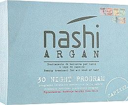 Духи, Парфюмерия, косметика Интенсивная программа предотвращения потери волос - Nashi Argan Capixyl 30-Night Program