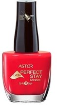 Духи, Парфюмерия, косметика Лак для ногтей - Astor Perfect Stay Gel Shine Nail Polish
