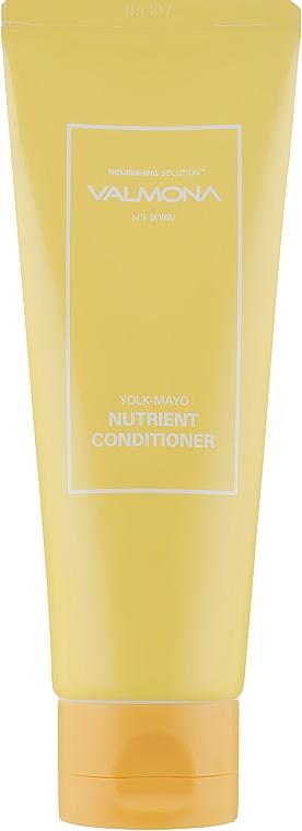 Кондиционер для волос с яичным желтком - Valmona Nourishing Solution Yolk-Mayo Nutrient Conditioner