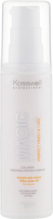 Крем для волос текстурирующий и фиксирующий - Kosswell Professional Dfine Magic Potion