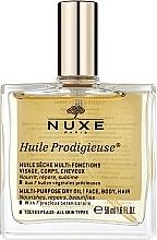 Духи, Парфюмерия, косметика Чудесное сухое масло - Nuxe Huile Prodigieuse Multi-Purpose Dry Oil