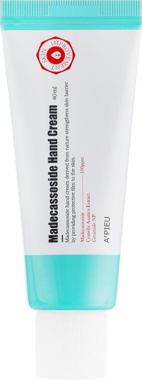 Крем для рук c мадекассосидом - A'pieu Madecassoside Hand Cream