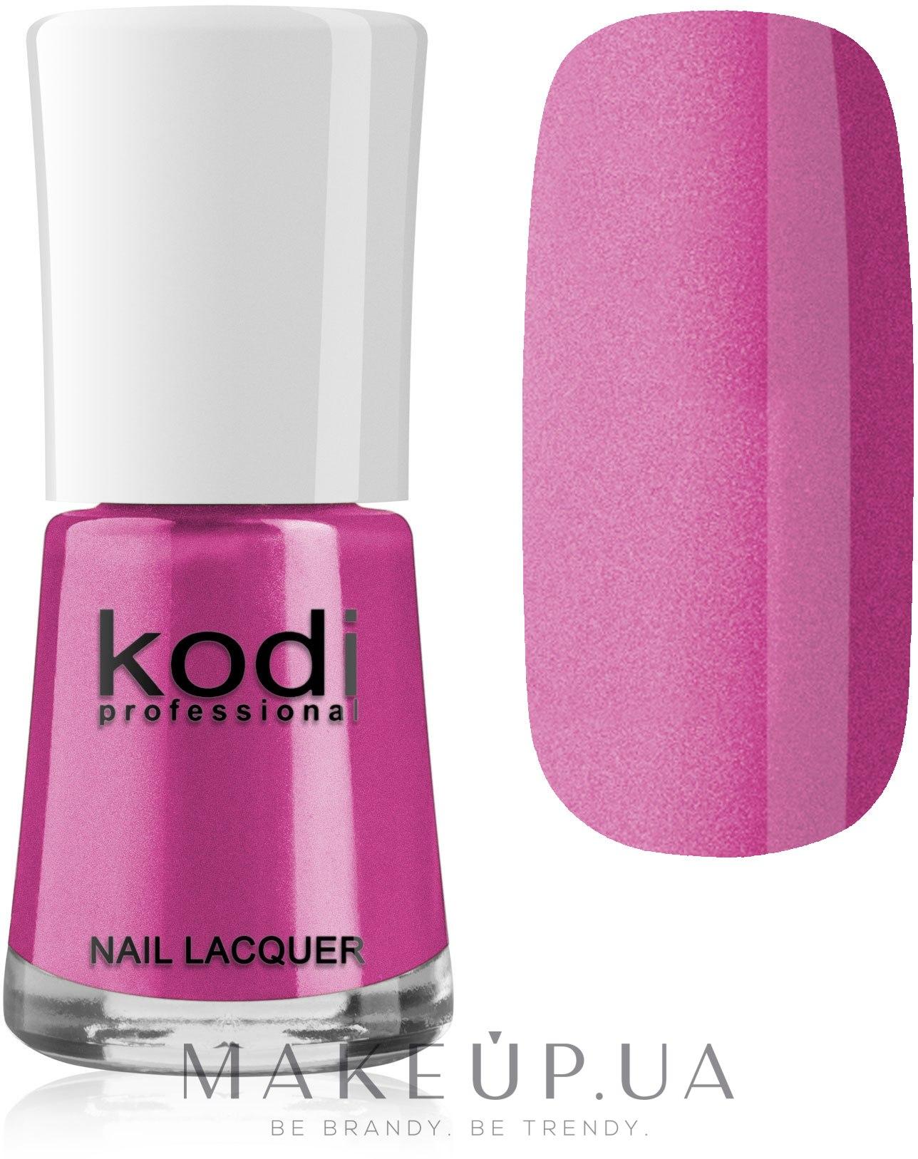Лак для ногтей - Kodi Professional Nail Lacquer — фото 21