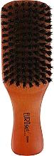 Духи, Парфюмерия, косметика Массажная щетка с нейлоновой щентиной 00599 - Eurostil Brush Flat Man