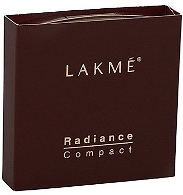 Компактная пудра для кожи лица - Lakme India Radiance Compact Natural