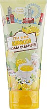 Духи, Парфюмерия, косметика Пенка для умывания чай с лимоном - Esfolio Tea Time Lemon Foam Cleanser