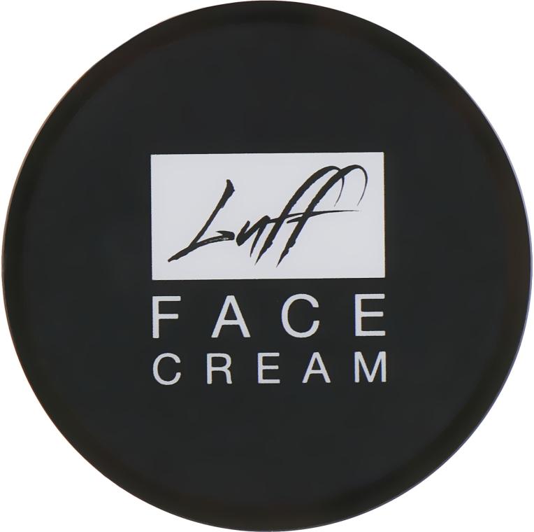 Натуральный крем для лица с кокосовым маслом - Luff