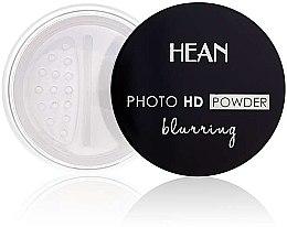 Духи, Парфюмерия, косметика Пудра для лица прозрачная - Hean Photo HD Powder Blurring