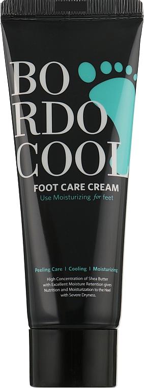 Охлаждающий крем для ног - Bordo Cool Mint Cooling Foot Care Cream