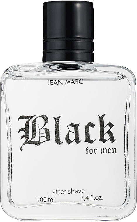 Jean Marc X Black - Лосьон после бритья
