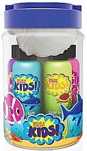 Духи, Парфюмерия, косметика Набор - Baylis & Harding Kids (b/wash/3х100ml + b/foam/2x100ml + sponge/1pcs)
