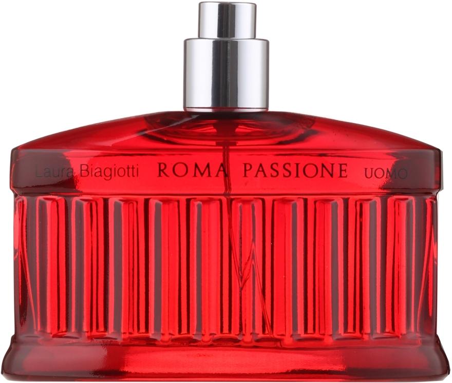 Laura Biagiotti Roma Passione Uomo - Туалетная вода (тестер без крышечки)