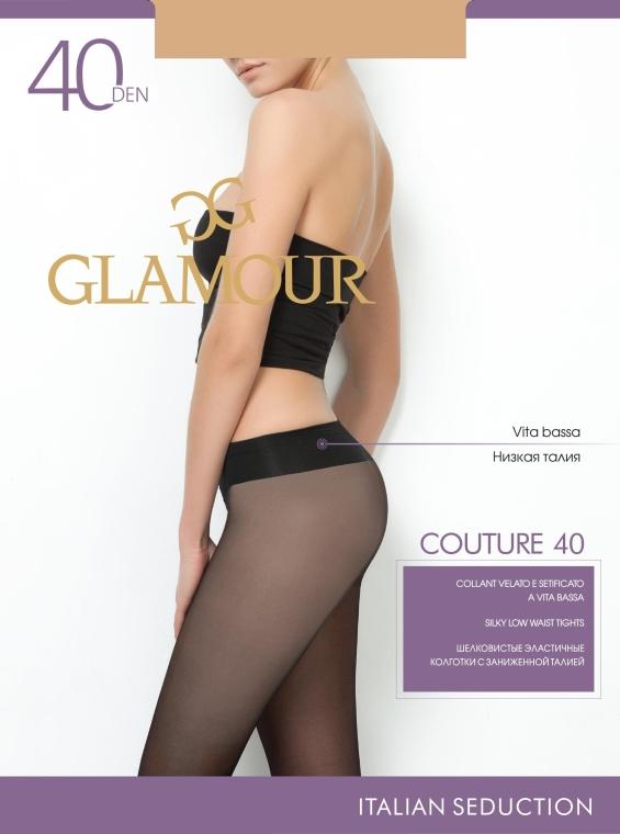 """Колготки """"Couture"""" 40 DEN, miele - Glamour"""