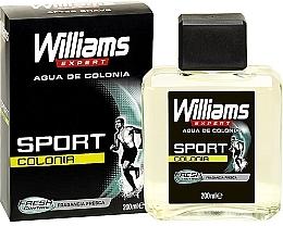 Духи, Парфюмерия, косметика Одеколон - Williams Expert Sport Colonia