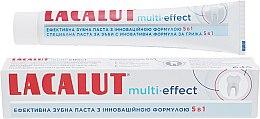 """Духи, Парфюмерия, косметика Зубная паста """"Мульти-эффект"""" - Lacalut Multi-Effect Toothpaste"""