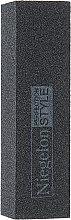 Парфумерія, косметика Баф для нігтів 0578, чорний 80/80 - Niegeloh Solingen