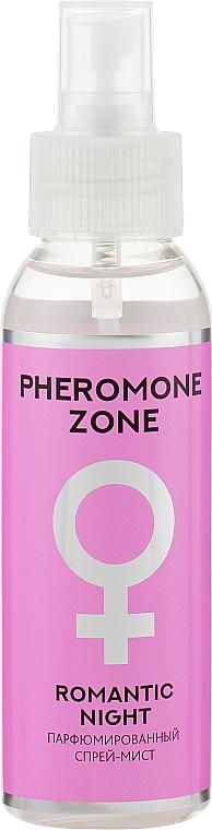 """Спрей-мист для тела """"Romantic Night"""" - Liv Delano Pheromone Zone"""