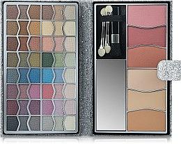 Духи, Парфюмерия, косметика Палетка для макияжа - Ruby Rose Deluxe Beauty Cosmetic Kit
