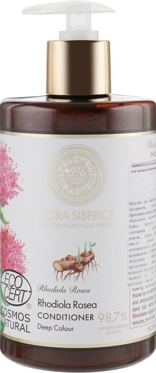"""Бальзам для волос """"Родиола Розовая"""" - Natura Siberica Flora Siberica Conditioner"""