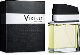 Духи, Парфюмерия, косметика Flavia Viking Pour Homme - Парфюмированная вода