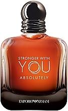 Духи, Парфюмерия, косметика Giorgio Armani Emporio Armani Stronger With You Absolutely - Духи