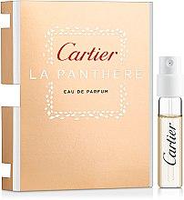 Духи, Парфюмерия, косметика Cartier La Panthere - Парфюмированная вода (пробник)