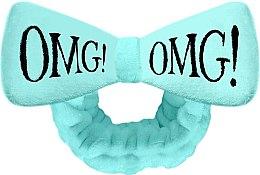 Духи, Парфюмерия, косметика Косметическая повязка для волос, бирюзовая - Double Dare OMG! Blue Hair Band