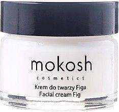 "Духи, Парфюмерия, косметика Крем для лица ""Фига"" - Mokosh Cosmetics Figa Smoothing Facial Cream (мини)"