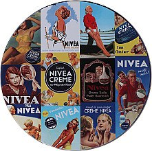 Духи, Парфюмерия, косметика Набор - Nivea Creme Set (sh/gel/250ml + b/milk/250ml + antipers/50ml + cr/30ml + lip/balm/5.5ml)