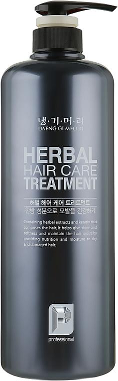 Профессиональный кондиционер на основе целебных трав - Daeng Gi Meo Ri Professional Herbal Hair Treatment